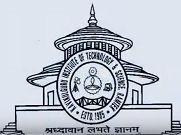Kavikulguru Institute of Technology and Science logo