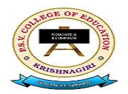 PSV College of Education logo