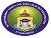S Veerasamy Chettiar College of Education logo
