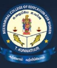 Meenammal College of Education for Women logo