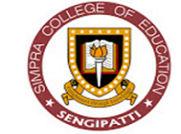 Simpra College of Education logo