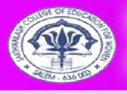 Shakthi Kailash College of Education for Women logo