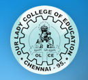 Our Lady College of Education logo