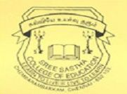 Sree Sastha College of Education logo