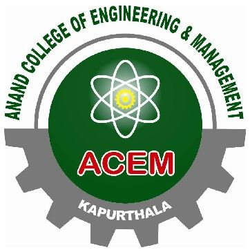 Anand College of Engineering and Management logo
