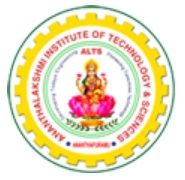 Anantha Lakshmi Institute Of Technology & Sciences logo