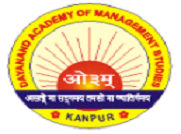 Dayanand Academy Of Management Studies logo