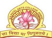 NS Patel Arts College logo