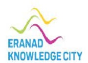 Eranad Knowledge City College Of Architecture Cherukulam Manjeri logo