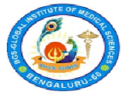 BGS Global Institute of Medical Sciences logo