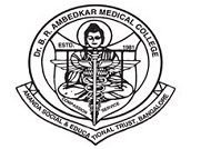 Dr B R Ambedkar Medical College logo