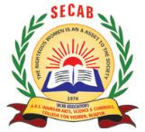 SECAB ARS Inamder Arts Science and Commerce College for Women logo