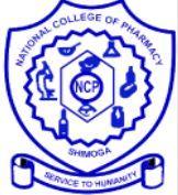 National College of Pharmacy logo