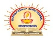 Ranganathan Architecture College logo