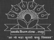 Dayanand Commerce College logo