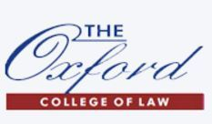 Oxford College Of Law logo