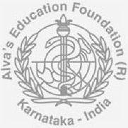 Alvas College Moodubidire logo
