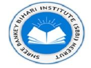 Shree Bankey Bihari Institute Of Architecture logo