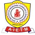 Arya Institute of Engineering Technology and Management logo
