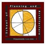 School of Planning and Architecture, Vijayawada logo