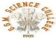 Govt. Gandhi Memorial Science College logo