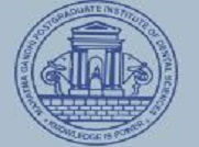 Mahatma Gandhi Postgraduate Institute Of Dental science logo