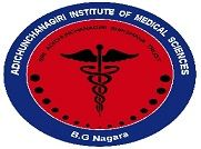 Adichunchanagiri Institute Of Medical science Bellur logo