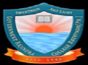 Govt Rajindra College logo