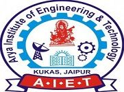 Arya Institute of Engineering and Technology logo