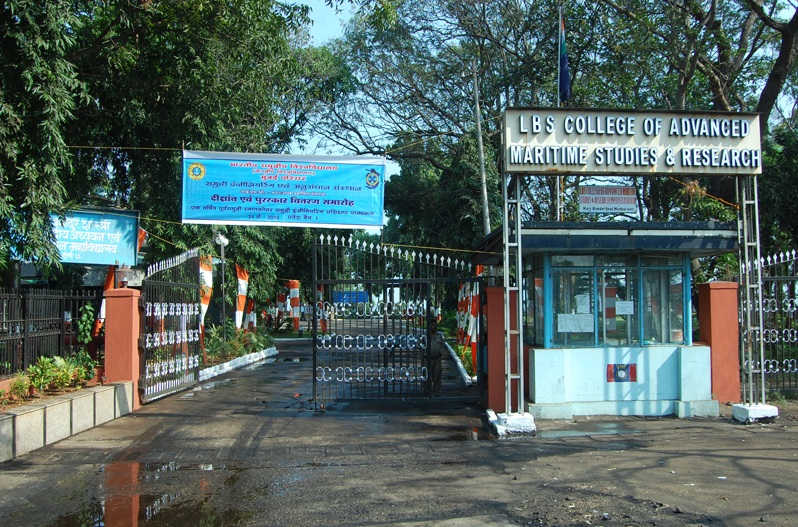 Image result for Lal Bahadur Shastri College of Advanced Maritime Studies and Research, Mumbai