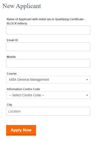 Alagappa University Distance MBA Online Application 2019-20