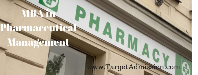 MBA in Pharmaceutical Management - Careers, Salary, Jobs, Scope