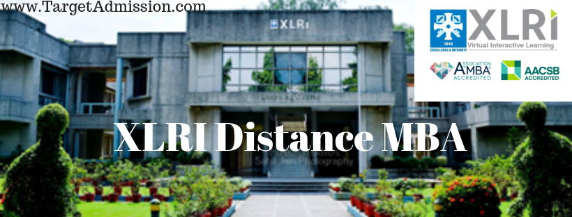 Xlri Distance Management Programs Admissions 2019 Fee Structure