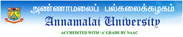 Annamalai University Distance Education Fee Structure